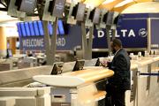 Delta Air Lines прекратила полеты в Израиль из-за угрозы ракетных обстрелов