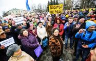 Цитаты рассерженных белорусов