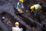 В Кембридже нашли средневековое кладбище нищих ученых и студентов