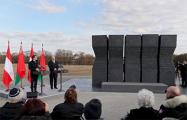 Как сейчас выглядит мемориал на месте концлагеря «Тростенец»