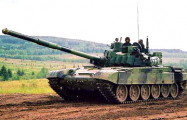 Видеофакт: США уничтожили советский Т-72 в Сирии