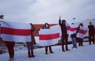 Минские Лошица и Шабаны вышли на акции солидарности