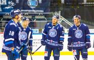 Минское «Динамо» пропустило пять шайб от СКА