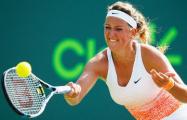 Видеофакт: Азаренко готовится к возвращению в WTA-тур
