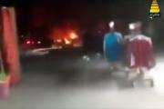 Около Багдада взорвался еще один начиненный взрывчаткой автомобиль