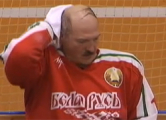 Диктатору стыдно «за позорище в белорусском хоккее»
