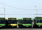 В Минске некому работать водителем автобуса