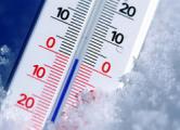 Температура в Беларуси опустится до минус 15°C