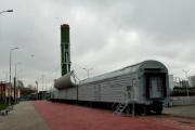 Разработка российских «ядерных поездов» прекращена