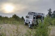 Land Rover представил свой путеводитель по Беларуси
