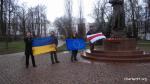 Белорусы поддержали украинцев (Видео)