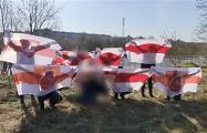 Гомель и Новополоцк вышли в защиту независимости Беларуси