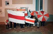 По всей Беларуси проходят акции памяти Романа Бондаренко