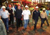 Министр промышленности Вовк развивает сотрудничество с Венесуэлой