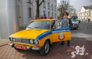 Белорусская милиция встречает 101-й день рождения на фоне скандалов