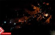 Жители Веснянки прошлись маршем