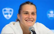 Соболенко назвала невероятной победу над Гарсией