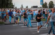 Жители Солигорска вышли на митинг