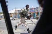 Боевики «Аш-Шабаб» напали на военную базу Африканского союза