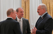 Что связывает Медведчука и бизнесменов, близких к Лукашенко