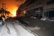 В результате взрыва газа на Тайване пострадали более 220 человек