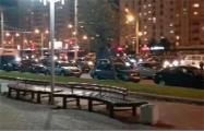Водители заблокировали спецтехнику караевцев в Минске