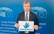 Депутат Бундестага и экс-президент Европарламента стал «крестным» активиста «Европейской Беларуси»