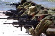 Белорусские военные инспектируют литовскую мотопехоту