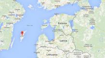 Швеция откроет военную базу на Балтийском море