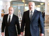 Путин и Лукашенко обсудили «взаимный интерес»