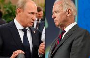 Байден будет обсуждать с Путиным Беларусь