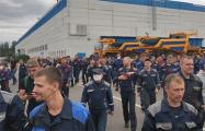 БелАЗ готов к национальной забастовке