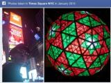 Пользователи Facebook загрузили на Новый год миллиард фотографий