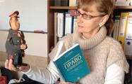 В Бобруйске активистку РЭП Галину Смирнову посадили в ИВС