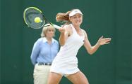 Александра Саснович пробилась в финал турнира ВТА во Франции