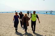 У берегов Турции затонула лодка с мигрантами