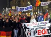 Демонстрацию в Дрездене отменили из-за угрозы теракта