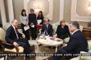 В Минске проходят переговоры по Украине