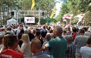Видеофакт: Брест 2 августа