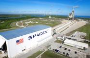 SpaceX запустила ракету со спутниками для раздачи интернета