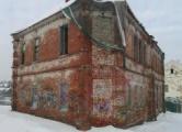 После конкурса граффитистов БРСМ пострадала протестантская церковь