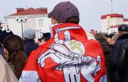 Фотофакт: Семь кадров с акции в Орше