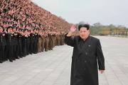 Считавшийся казненным северокорейский политик появился на публике