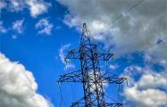 На электроподстанции на Тимирязева минчане заметили яркие вспышки
