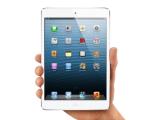Apple уменьшила iPad