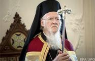 Вселенский патриарх поздравил митрополита Епифания с избранием и благословил