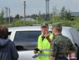 Российские пограничники заставили белоруса снять майку «Стоп Путин»