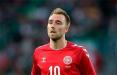 Кристиан Эриксен передал из больницы привет парнерам по сборной Дании