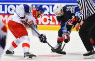 ЧМ по хоккею: Словаки разгромили белорусов -– 5:2