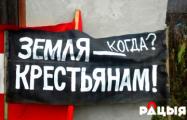 Жители деревни под Кобрином провели пикет